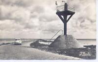 Carte postale ancienne Beauvoir sur Mer balise du Gois