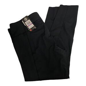 Under Armour Leggings Women's Compression Leggings Black/Metallic Gold Sz  2XL