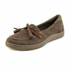 Women's Suede Evening Flats
