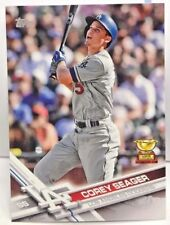 Corey Seager 2017 Topps MINI On Demand SP Base All-Rookie Cup #5 - LA DODGERS