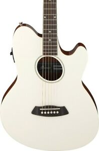 Ibanez TCY10EIVH Talman Series Acoustic Guitar in Ivory