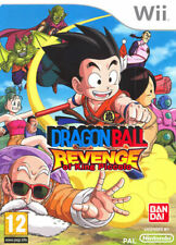 Dragon Ball Revenge Of King Piccolo Nintendo WII IT IMPORT BANDAI