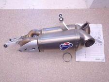 TERMIGNONI Auspuff End Schall Dämpfer Ducati Panigale 1199 exhaust muffler 2012
