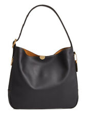 NWT Coach 1941 Bedford Leather Tote Hobo Handbag BLACK/ BRASS #31674 ~ $595