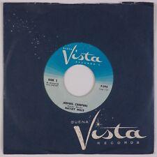"HALEY MILLS: Jeepers Creepers US '62 Disney Vista 7"" 45 Vinyl NM- Pop"