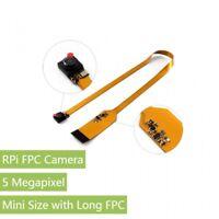 Mini Size Raspberry Pi Camera 5MP OV5647 Long FPC for Raspberry Pi A+/B+/2B/3B