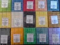 Handmade Scented wax melts bars