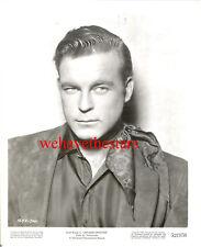 Vintage Scott Brady HANDSOME COWBOY SEXY '52 Publicity Portrait