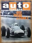 Auto Italiana - 1964 n° 17 - Ford GT - Rover BRM 1964 - Ferrari- meccanica corse
