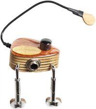 Kremona KNA VV-2 Portable Detachable Piezo Violin & Viola Pickup w/Volume, NEW!