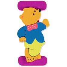 BIECO Buchstabe Bär I Kinderzimmer Türschild Name Wanddeko