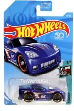 2018 Hot Wheels #56 Tooned C6 Corvette
