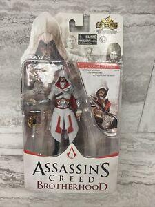 "Assassin's Creed Brotherhood Gamestars Ezio Auditore da Firenze Action Figure 4"""