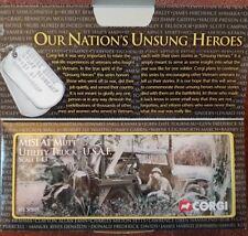 Corgi Unsung Heroes Vietnam Series II M151 A1 Mutt Utility Truck USAF US50105