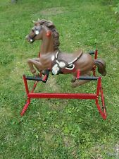 Vintage Hedstrom Spring Bounce Rocking Horse very sturdy riding