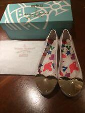 Vivienne Westwood  Anglomania Melissa Shoes white Size eu 40 uk 6.5 - 7