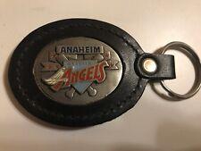 ANAHEIM ANGELS MLB SISKIYOU BUCKLE CO LEATHER KEY CHAIN