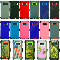 For Samsung Galaxy S8 Plus+ Case Cover(Belt Clip Holster Fits Otterbox Defender)
