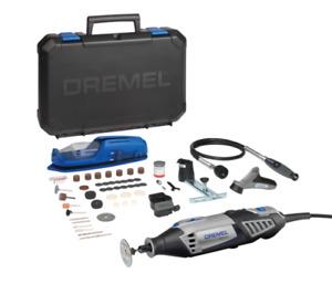 DREMEL ® 4000 (4000-4/65 EZ) MULTIUTENSILE 4 COMPLEMENTI 65 ACCESSORI F0134000JS