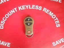 99-04 JEEP CHEROKEE,GRAND CHEROKEE  KEYLESS REMOTE  56036860AD   VGC