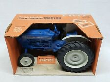 1/12 Ertl Ford 4000 Tractor In Original Box RARE! Die-cast Blueprint Replica