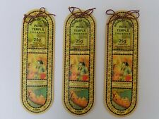 Song Of India Incense Sticks 3 Packs Of 25 gm India Temple Incense