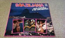 JACK PARNELL BRAZILIANA UK LP 1977 LATIN JAZZ BOSSA FUNK BREAKS MADELINE BELL