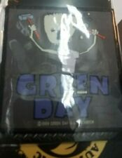 GREEN DAY PATCH NEW  RARE COLLECTABLE WOVEN ENGLISH IMPORT