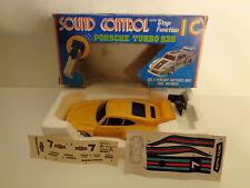 Porsche Turbo 935 Sound control with stop function batería explotaciones