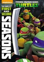 TEENAGE MUTANT NINJA TURTLES: THE COMPLETE FIRST AND SECOND SEASONS NEW DVD