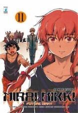 SC1337 - Manga - Star Comics - Mirai Nikki 11 - Nuovo !!!
