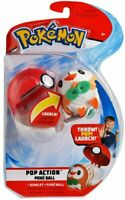 Pokemon Rowlet Pop Action Poke Ball