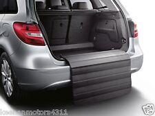 Genuine OEM Mercedes Benz  Black Load Sill Protector