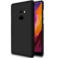 Handy Cover Case für Xiaomi Mi Mix 2 Back Soft Schutzhülle Leicht Schale Schwarz