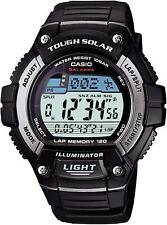 CASIO STANDARD W-S220-1AJF Solar Men's Watch New