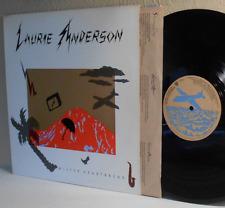 1984 LAURIE ANDERSON LP Mister Heartbreak Ex / Ex