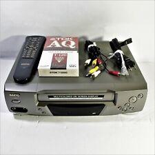 SANYO VHS VWM-280