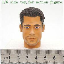 X05-03 1/6 HOT Brad Pitt Head Sculpt Fight Club TOYS