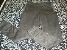 Nwt! Champion Girls Black/Gray Marled Jogging Pants Sz Med 7~8 T1962