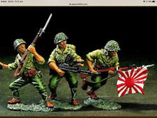 """Iwj15 - """"Banzai"""" (B) - Iwo Jima - King and Country Brand new"""