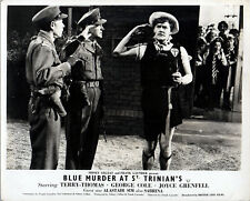 BLUE MURDER AT ST. TRINIANS 1957 Thorley Walters Cyril Chamberlain LOBBY CARD #3