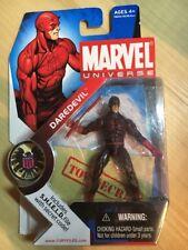 Marvel Universe DAREDEVIL DARK RED VARIANT Series 1 #008 MOC Very Rare