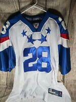 Peterson #28 pro bowl jersey size 52 reebok