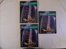 Science Fusion The Human Body Holt McDougal Module C WorkText 3 Lot 2012 160-6I