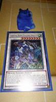 Crystal Wing Synchro Dragon SHVI EN049 Secret Rare 1st Edition Yugioh