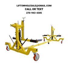 New Titan Lifts 4500 lbs. Car Rotator Auto Rotisserie