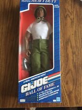"G.I. Joe Heavy Duty Basic Training Soldier Black 12"" NRFB"