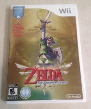 The Legend of Zelda: Skyward Sword (Nintendo Wii, 2011) - with music CD tested