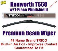 Wiper Blade 1-Pack Premium fits 2008-2015 Kenworth T660 w/1-Piece Glass - 19180
