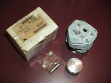 New Oem Stihl Concrete Cut Off Saw 52mm Cylinder Pistonrings Kit Ts 510 Read